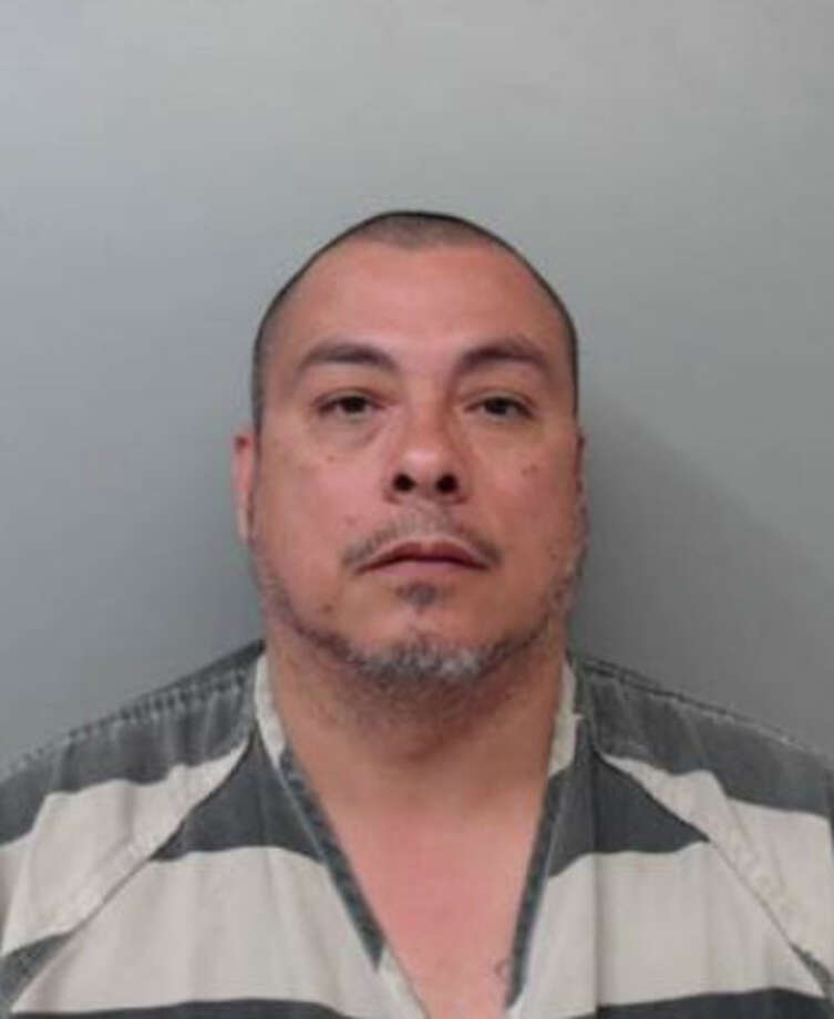 Mateo Gonzalo Arredondo, 44, was charged with theft from a human corpse. Photo: Webb County Sheriff's Office