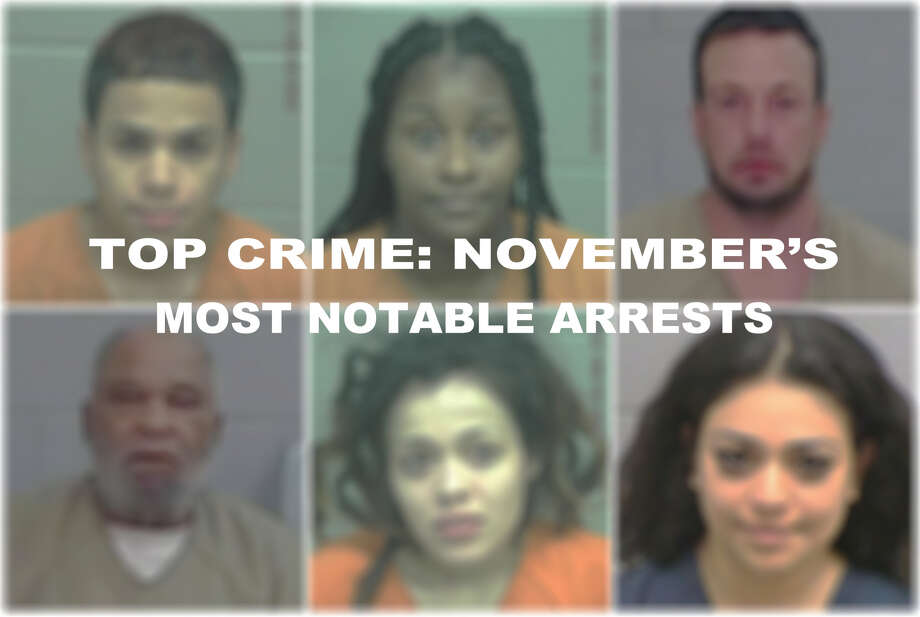 TOP CRIME: Over a dozen people were arrested for felony charges in Midland and Odessa. Click through to see their mugshots.