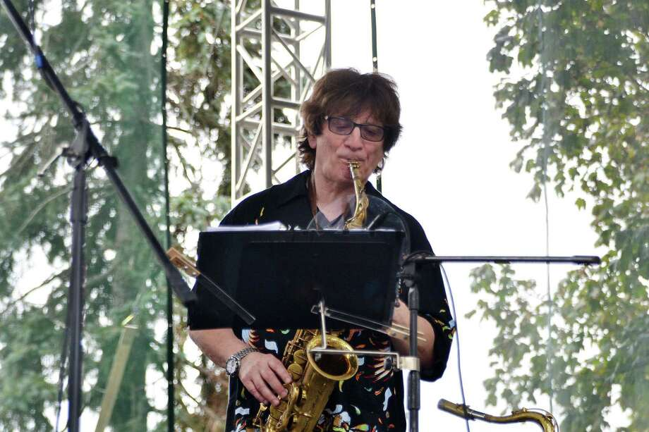 Celebrated saxophonist Crispin Cioe joins Blue Wednesday Party in Westport on June 6. Photo: Mike Horyczun / Contributed Photo / Norwalk Hour contributed