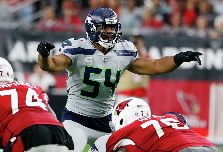Click through the following gallery for position grades of the Seahawks' defense.  Photo: Rick Scuteri, AP / Copyright 2018 The Associated Press. All rights reserved