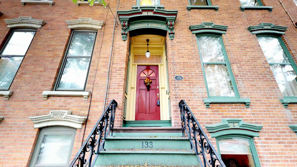 House of the Week: 133 Jay St., Albany | Realtor: Alexander Monticello of Monticello Real Estate | Discuss: Talk about this house