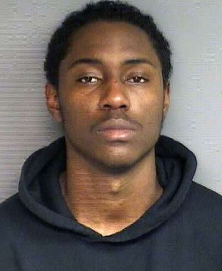 Deandre Parsons, 21, of Stamford, Conn., was charged with first-degree robbery and conspiracy to commit second-degree robbery. Photo: Contributed Photo / Stamford Police Department / Contributed Photo / Connecticut Post Contributed