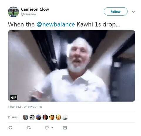 210a7ba8db9cb0 Twitter users step right into Kawhi Leonard heckling after learning ...