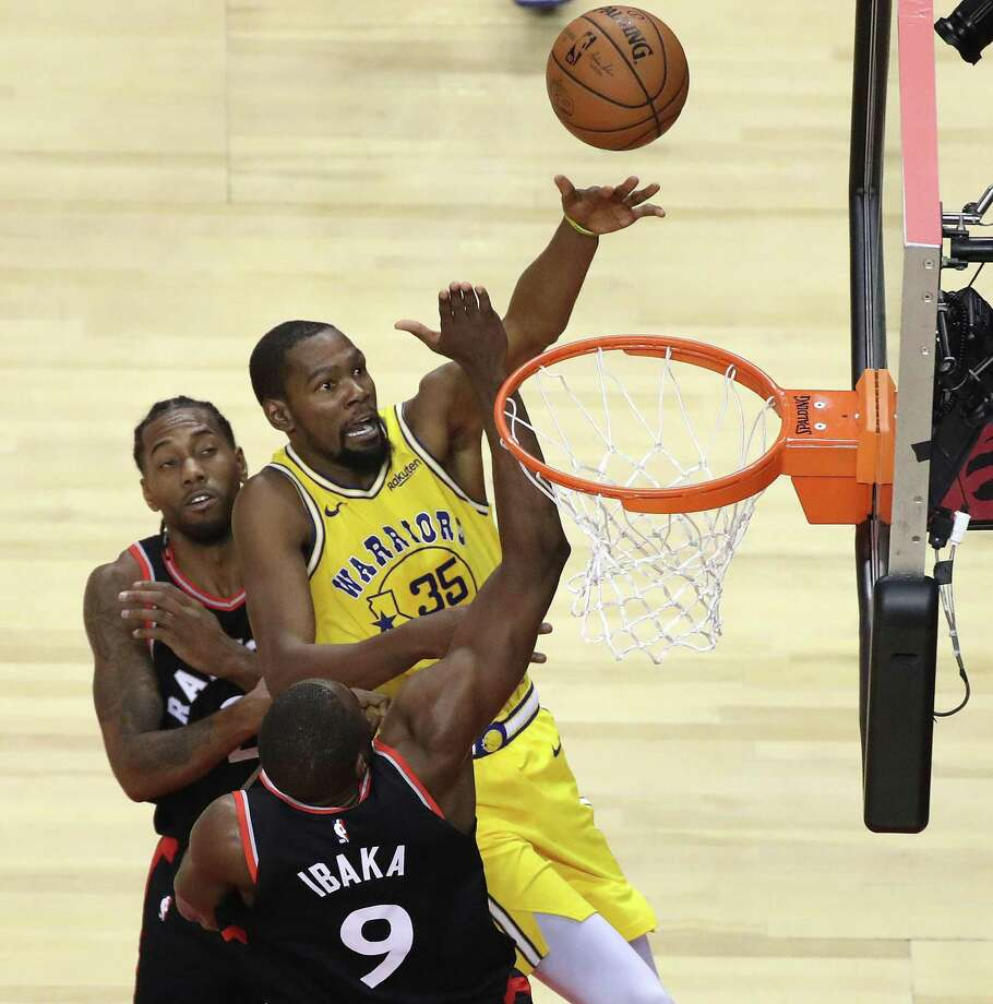 Warriors Come Out And Play Golden State: Kevin Durant's 51-point Night Isn't Enough As Warriors