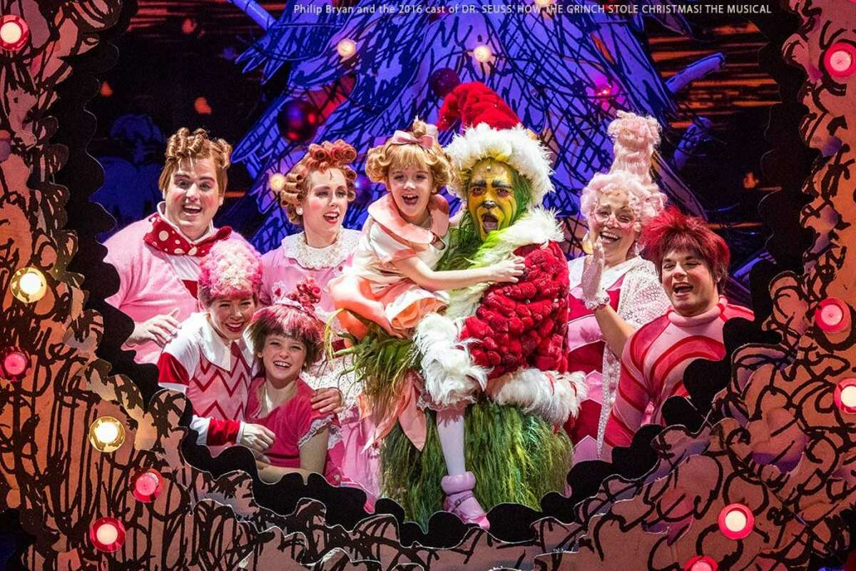 Dr. Seuss' How The Grinch Stole Christmas! The Musical will be stealing all the Who Hash and Roast Beast from the Bushnell in Hartford, all weekend long. Find out more.