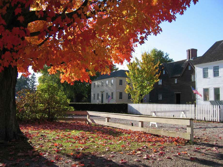 Fall foliage at the Strawbery Banke Museum (New Hampshire Div. of Travel and Tourism) Photo: New Hampshire Div. Of Travel And / Lexington Herald-Leader
