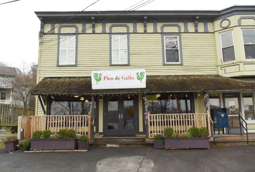 Exterior of Pico de Gallo restaurant on Wednesday, Nov. 21, 2018 in Stuyvesant N.Y. (Lori Van Buren/Times Union)