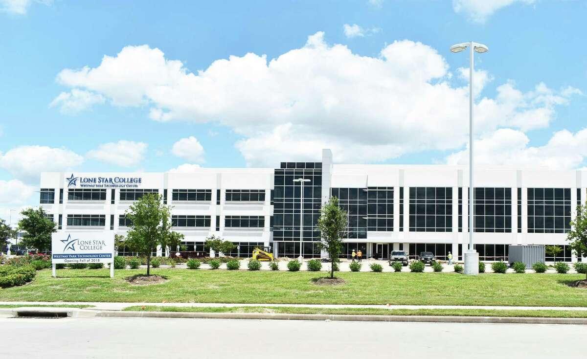Westway Park Technology Center will open Jan. 2019.