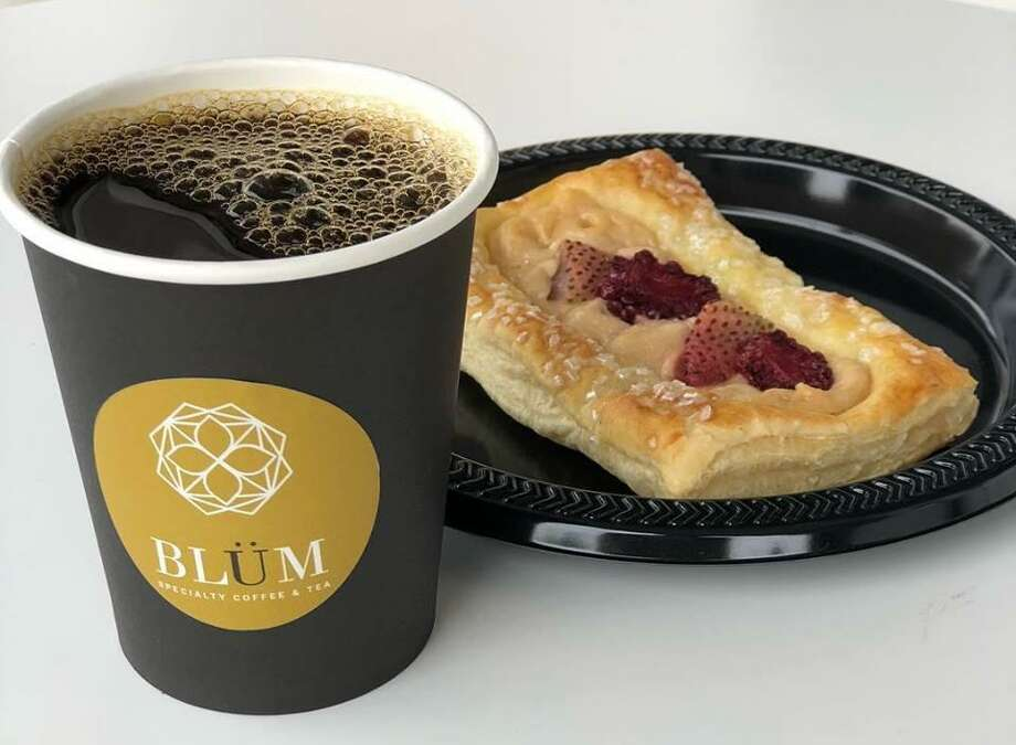 Blüm, which has been in operation for years as a pop-up coffe enterprise, is moving into a full-time space at 910 Nolan St. in Dignowity Hill. It will serve coffee, tea and a lineup of pastries. Photo: Blüm