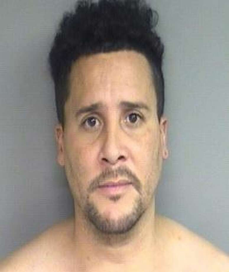 Hector Collazo-Lopez, 42, was arrested Tuesday in connection with the death of his wife Olga Iris Lopez on Tuesday, Nov. 27, 2018. Police said he did not call an ambulance to his mother's single bedroom apartment on Pequot Drive where he and Lopez were were living with their three children, in time to save her life. Photo: Staamford Police Department