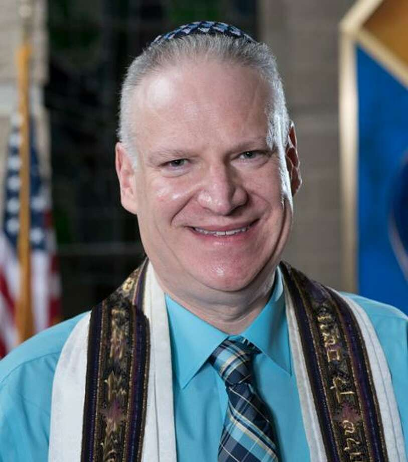Rabbi Mitchell Hurvitz Photo: Contributed / / Mark Liflander