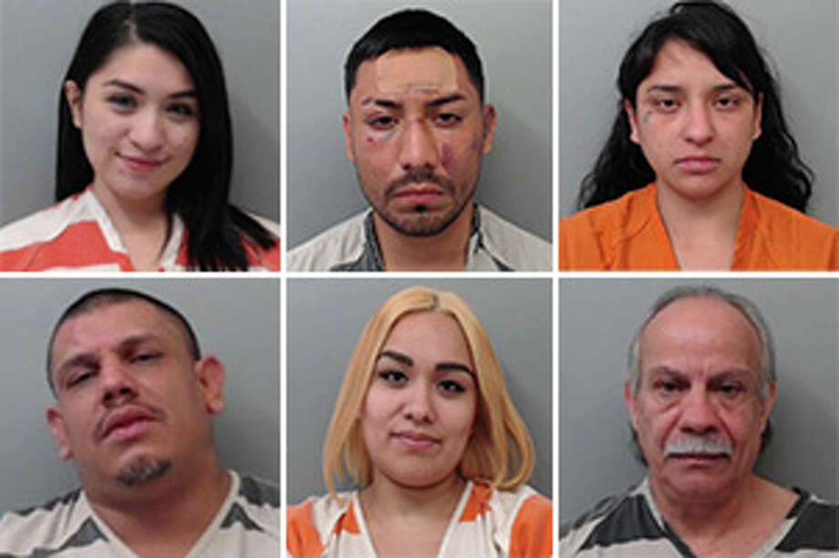 Keep scrolling to see the most notable arrests in November in Laredo.  Photo: Webb County Sheriff's Office