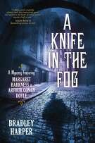 "The book ""A Knife in the Fog,"" by Bradley Harper"