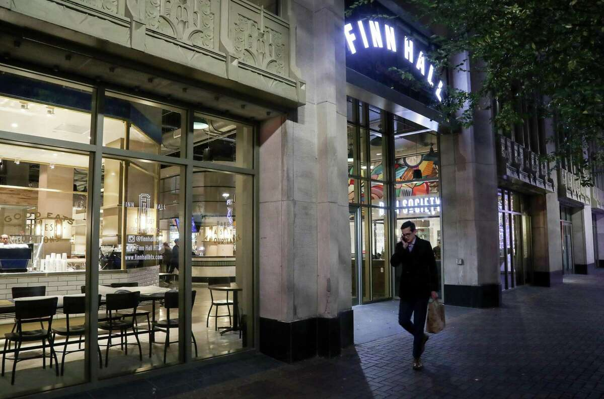 Finn Hall is a new food court that opened Dec. 3.