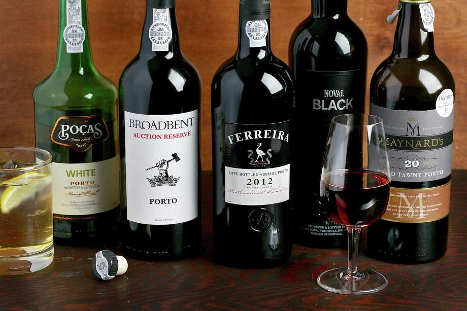 Five port wines to enjoy. Photo: Photo By Deb Lindsey For The Washington Post. / The Washington Post