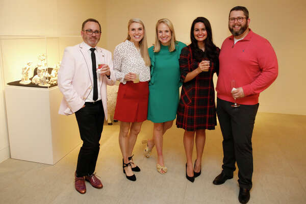Christmas at the Mansion preview party Nov. 30, 2018 at the Museum of the Southwest. James Durbin/Reporter-Telegram