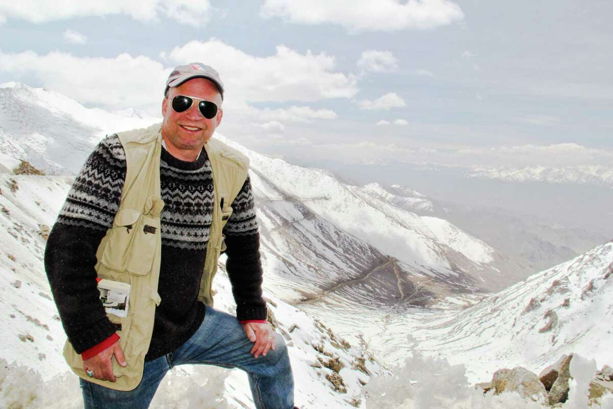 International documentary photographer and explorer Daryl Hawk will give a special photography presentation and lecture, Into the Volcano: Travels Through Ecuador, at the Wilton Library on Wednesday, May 16 at 7 p.m.