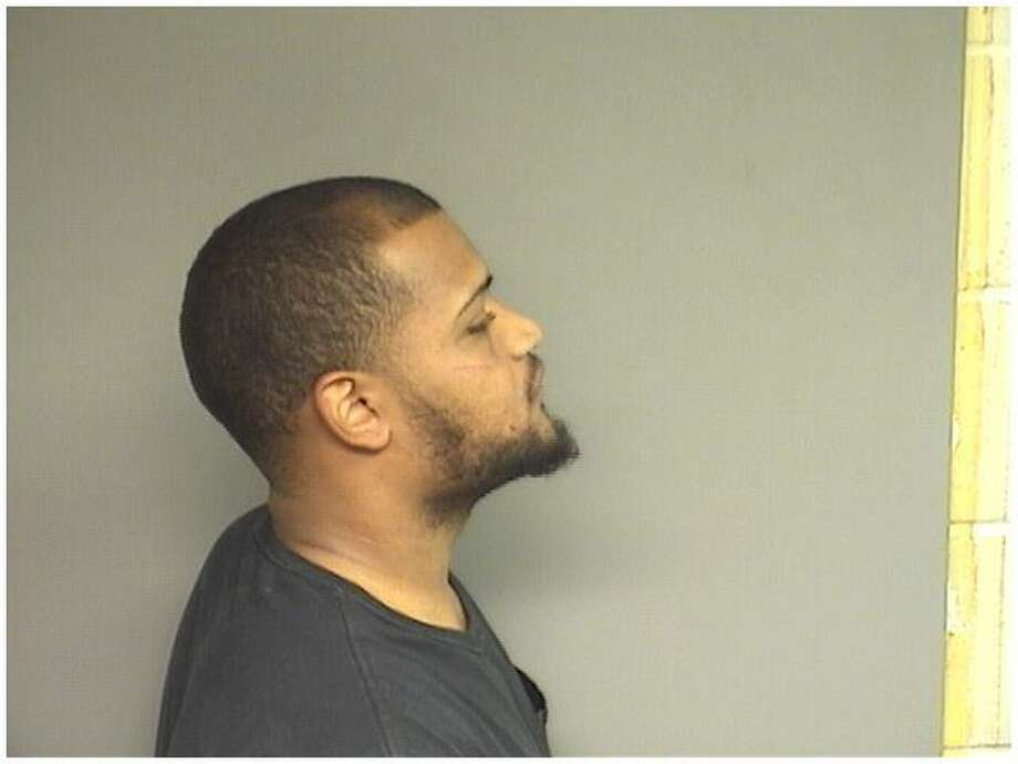 Kendrick Pozo, 23, of Stamford, was charged with possession of 250 folds of the lethal synthetic opiate fentanyl on Thursday. Photo: Stamford Police / Contributed