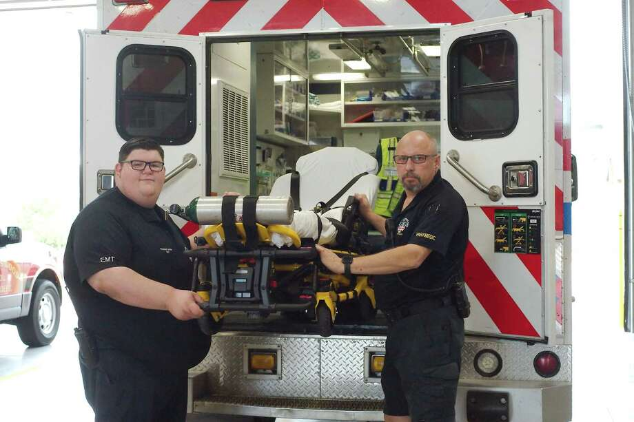 In 2019, when Friendswood EMS staff members such as Chester Lavelle and Andrew Chalk answer a call, the patient's insurance will be billed to cover the expense. Previously, EMS expenses was covered through revenue from city property taxes and through voluntary donations, which weren't enough to cover the cost. Photo: Kirk Sides / Staff Photographer / © 2018 Kirk Sides / Houston Chronicle