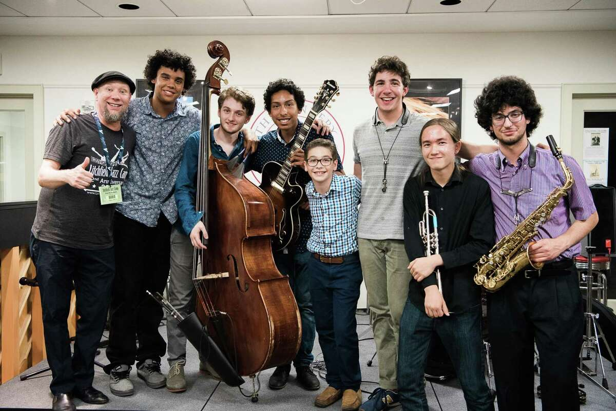 Students can sign up now for the 2019 Litchfield Jazz Camp, held during the summer in advance of the annual Litchfield Jazz Fest in July.