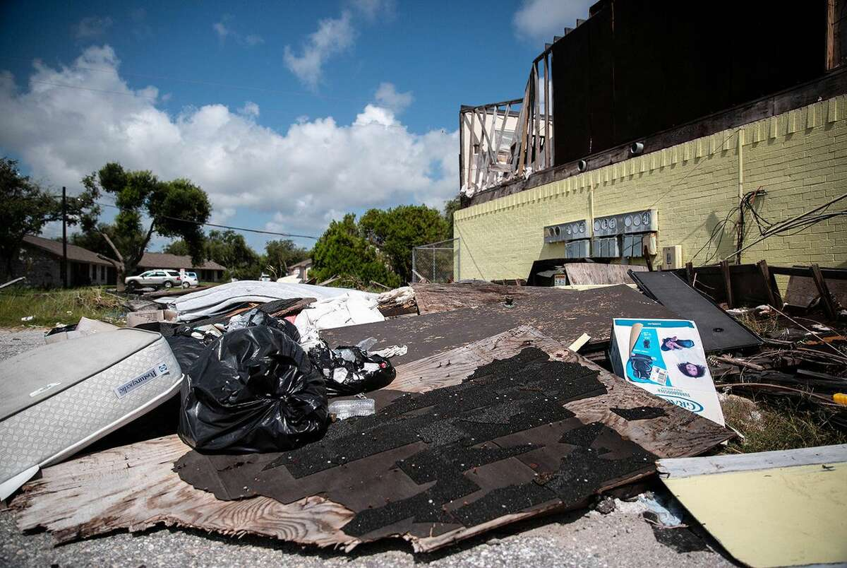 Rockport business owners said they faced a labor shortage as apartments and affordable rentals have not been rebuilt after Harvey. >>> See some of the most iconic images from Hurricane Harvey.