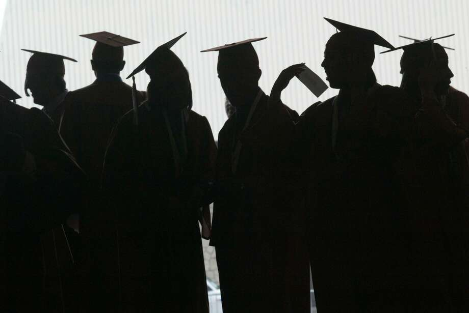 Charter schools boast a 100 percent college attendance rate for graduates but neglect to tell consumers about the 30 percent or more who leave the schools before graduation. Photo: Associated Press File Photo / EL PASO TIMES