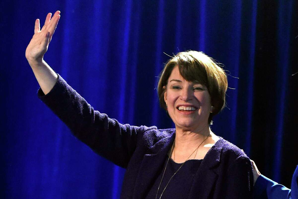 Name: Amy Klobuchar Party: DemocratDetails: The Minnesota Senator won reelection by 24 points. She is previously a Hennepin County Attorney.