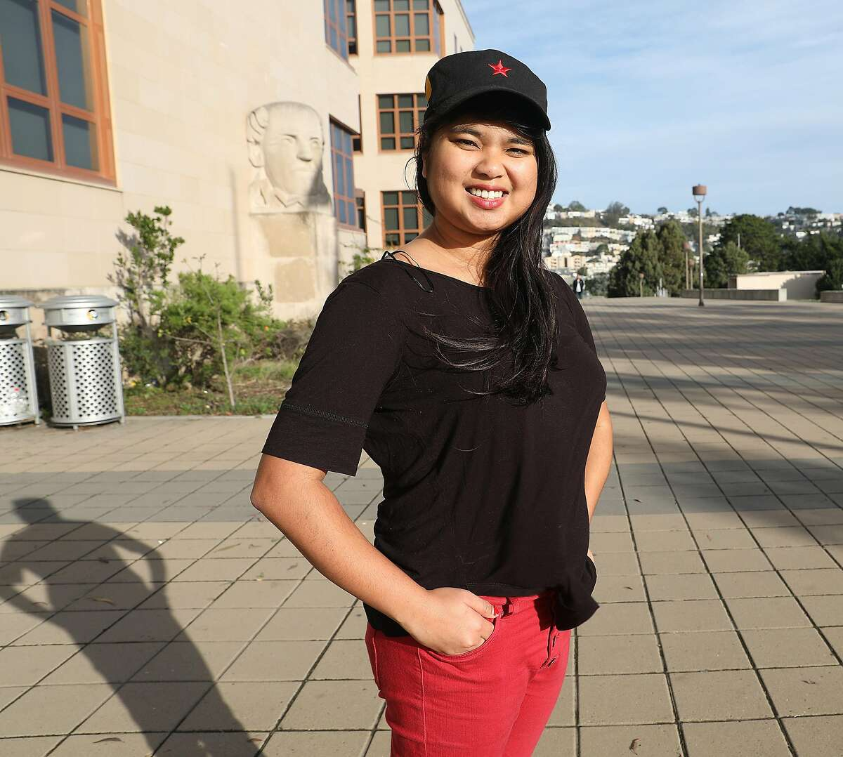 Win-Mon Kyi, a City College of San Francisco student and community organizer, has been working to try to get the Free City program extended. Click through to see the world's top 25 universities. >>>