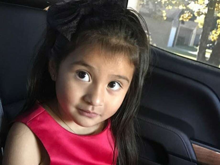 Four-year-old Ava Castillo was shot in an attempted robbery and died at the hospital. Photo: Family Photo Via KHOU