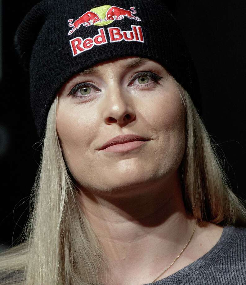 US skier Lindsey Vonn attends a press conference in Soelden, Austria, on October 26, 2017, ahead of the Ski World Cup.  American star Lindsey Vonn begins her road to Olympic redemption as the alpine skiing season starts this weekend at the Austrian resort of Soelden. / AFP PHOTO / APA / GEORG HOCHMUTH / Austria OUTGEORG HOCHMUTH/AFP/Getty Images ORG XMIT: -AUT Photo: GEORG HOCHMUTH / AFP