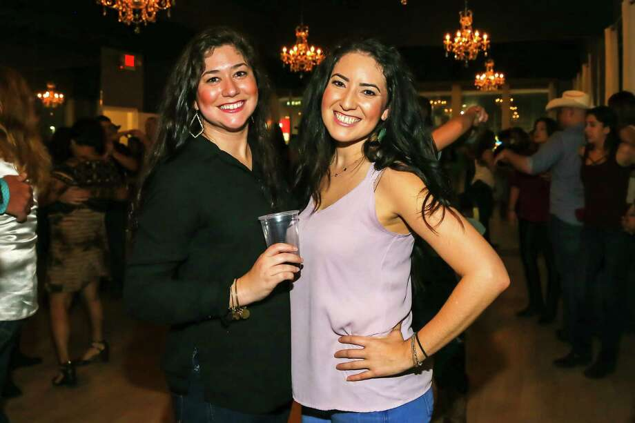 November 30, 2018:  Seensters enjoy an evening of learning how to country swing dance at the Romance Dance Tour in Houston, Texas. Photo: Leslie Plaza Johnson, Contributor / Houston Chronicle