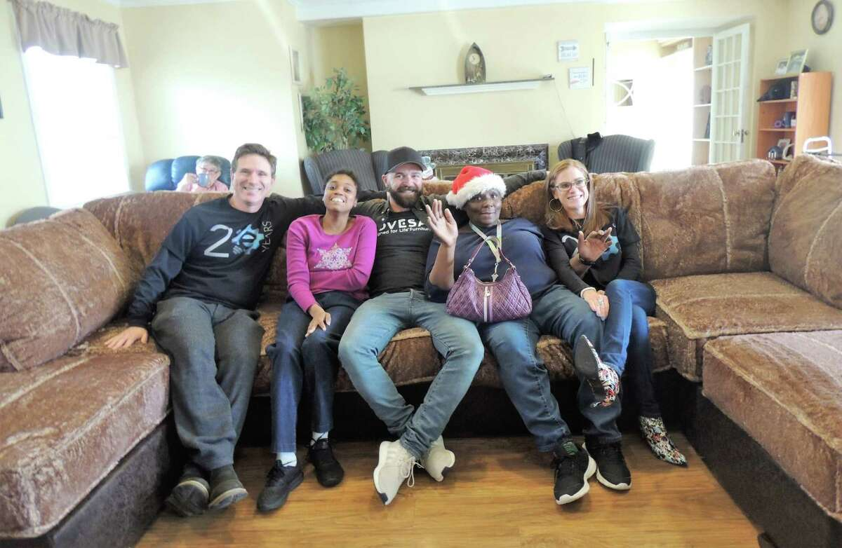 Lovesac and STAR Inc.'s clients on Tuesday, Nov. 27.