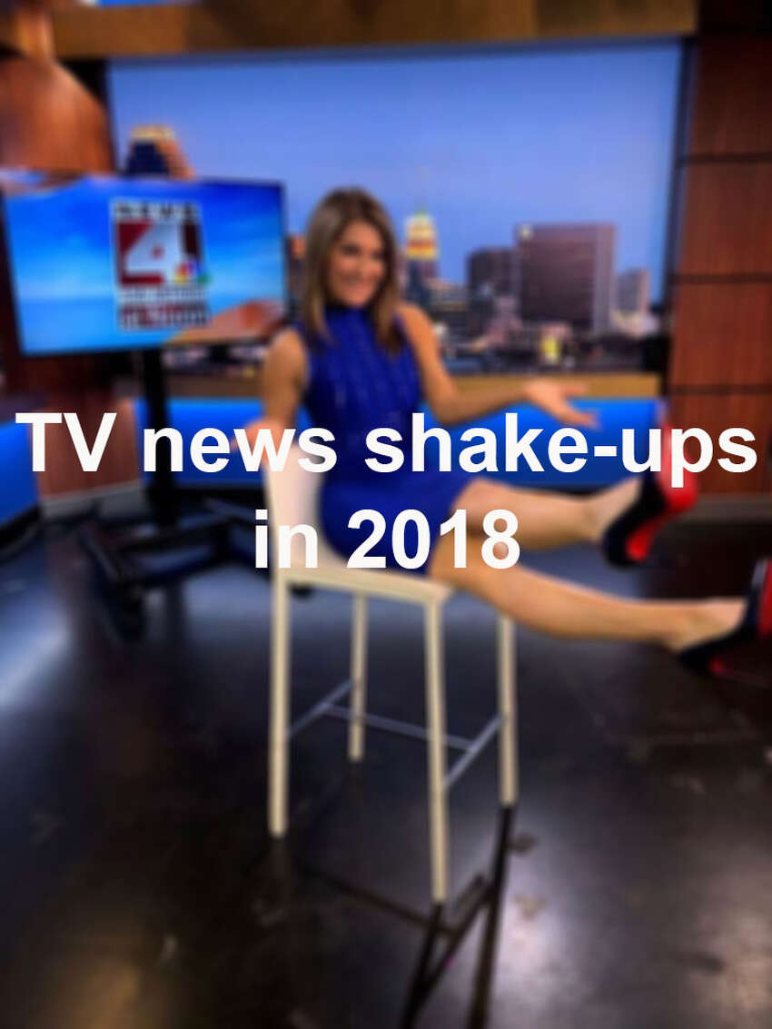 Click through the slideshow to see which TV personalities arrived and departed in 2018