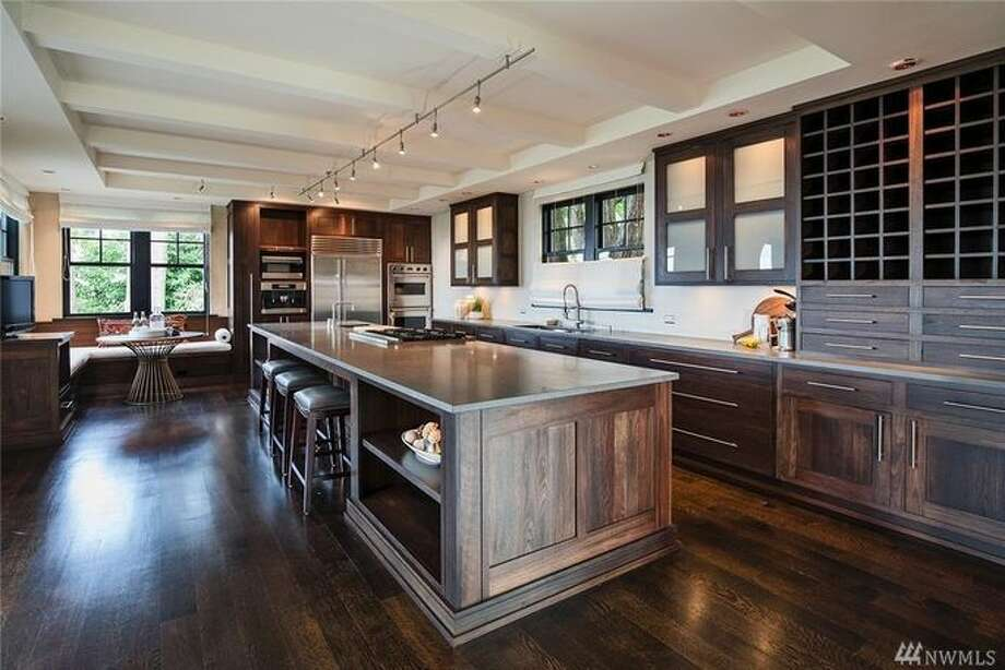 Uber CEO Dara Khosrowshahi sold his Seattle home in early October for $3.835 million in an off-market deal. Photo: Realtor.com