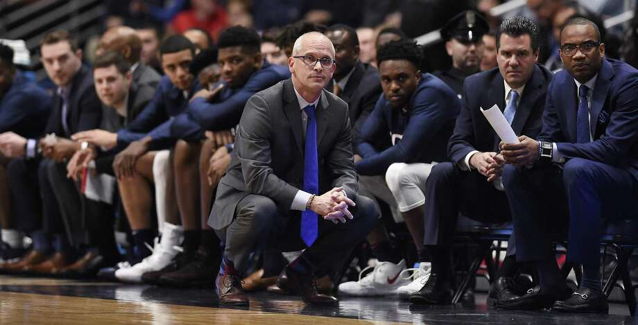 Dan Hurley Photo: Jessica Hill / Associated Press / Copyright 2018 The Associated Press. All rights reserved