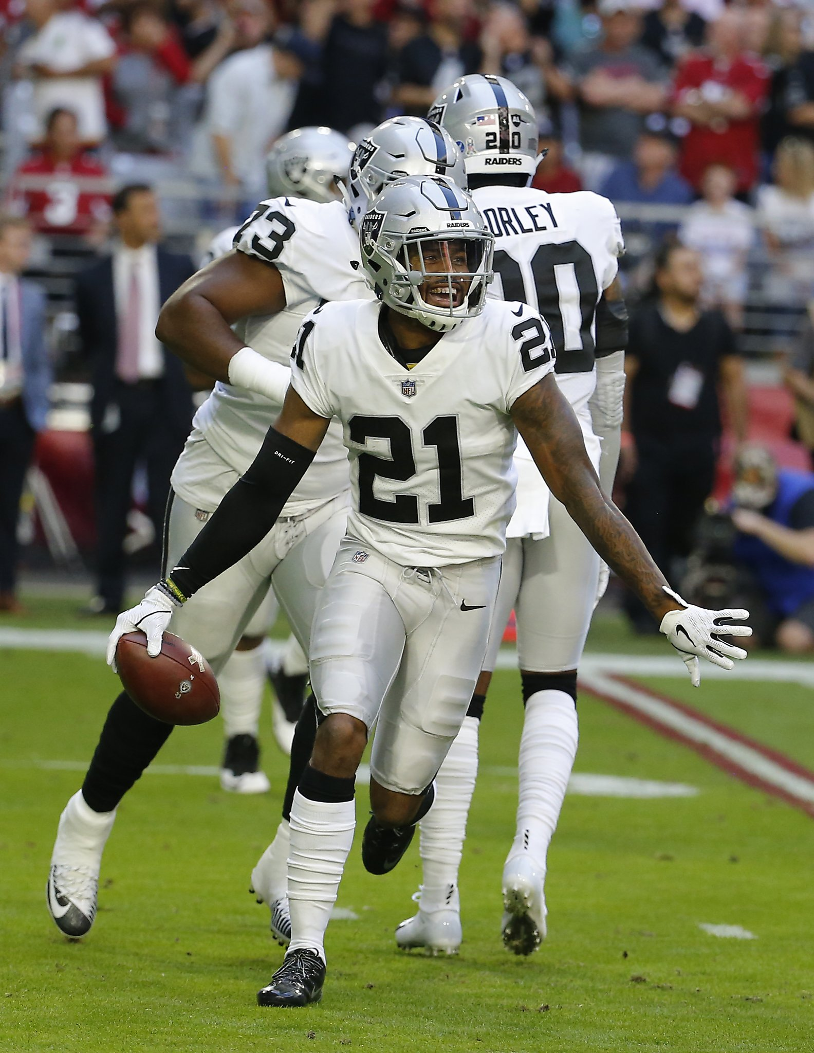 Raiders  Gareon Conley has  mission to be great  - SFChronicle.com 0a1d1eb53