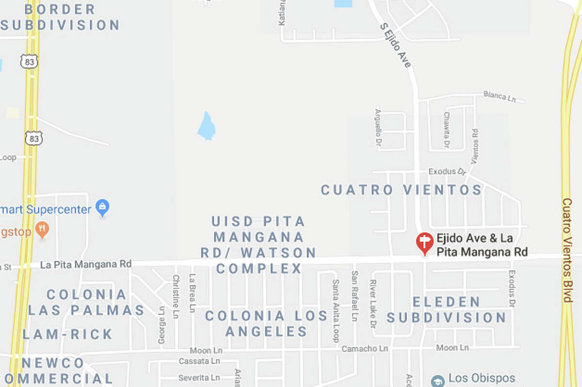The shooting occurred near the intersection of South Ejido Avenue and La Pita Mangana Road.