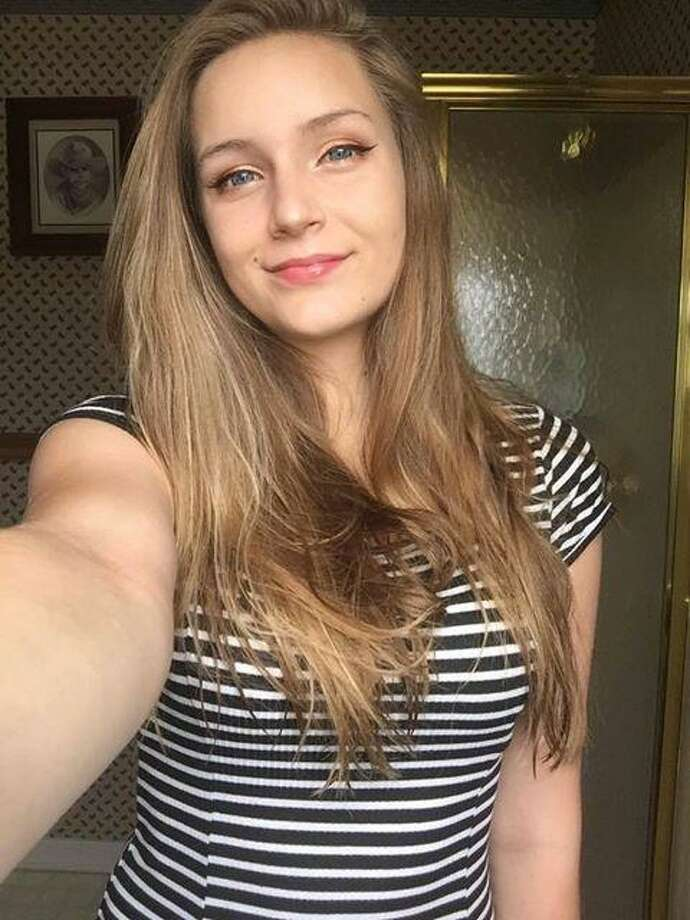 Police said Lilly Faye Chapman, a missing 15-year-old, might be in Newtown. Photo: / Contributed Photo /Newtown Police Department