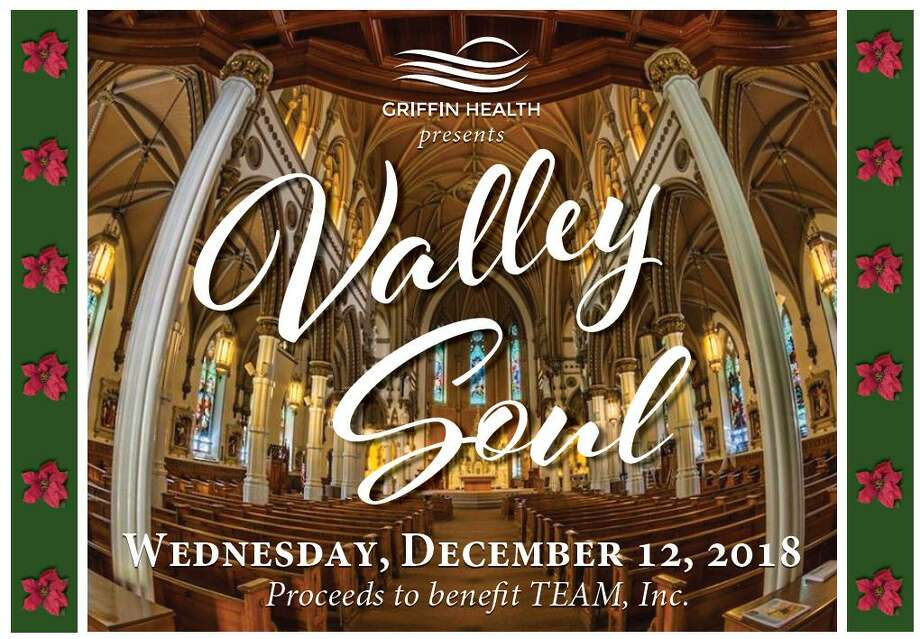 Griffin Hospital will host a free holiday concert featuring feature Valley Soul, a choir of volunteer singers under the direction of recording artist and music industry veteran Angela Clemmons, on Dec. 12, 2018  at Assumption Church in Ansonia. Photo: Contributed / Griffin Hospital