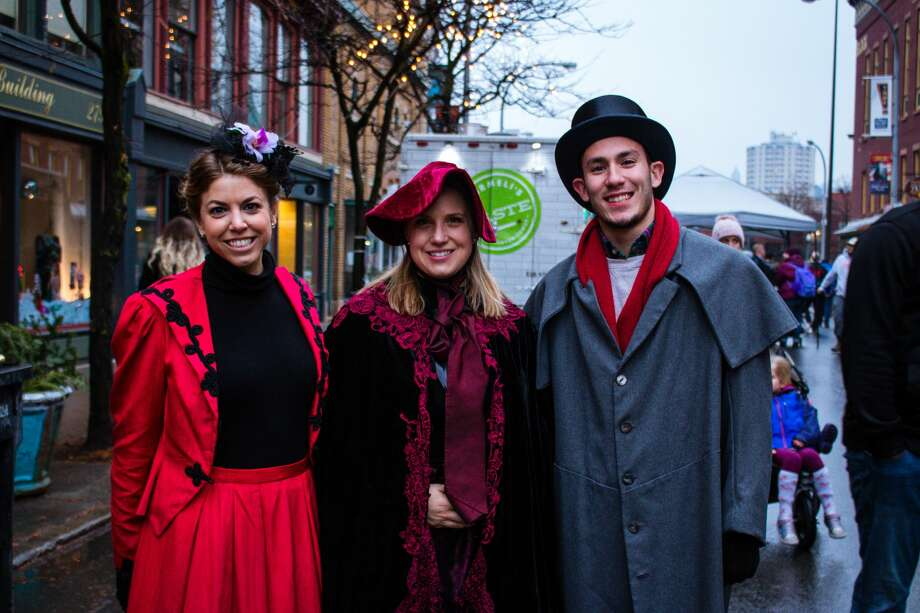 Were you Seen at the 36th Annual Troy Victorian Stroll on Dec. 2, 2018? Photo: Amanda Case