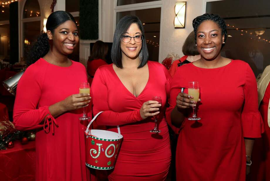 Were you Seen at the Girl Friends Inc.'s  26th annual Paint the Town Red fundraiser on Sunday, December 2, 2018 at the  Glen Sanders Mansion in Scotia? Photo: Joe Putrock/Special To The Times Union