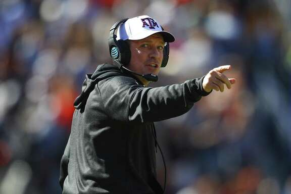 Coach Jimbo Fisher will try to help Texas A&M snap a three-game losing streak in bowl games.
