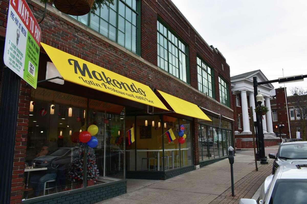 Makondo Latin Restaurant & Bar at 45 N. Main St. in South Norwalk, Conn.