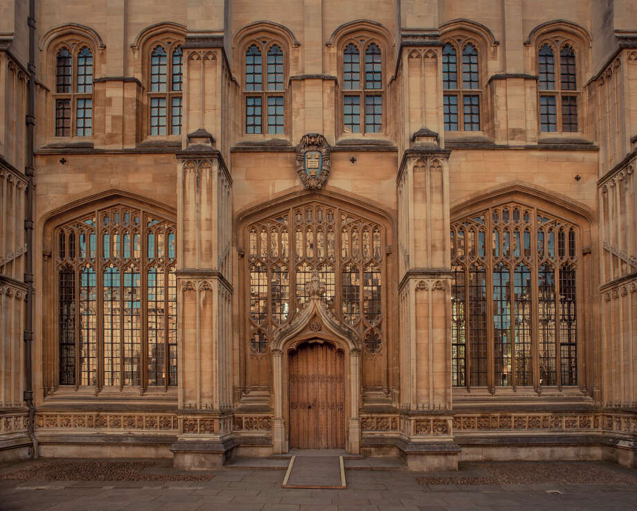 Gothic windows at the Bodleian library in Oxford, England Photo: Snowshill/Getty Images/iStockphoto / Snowshill