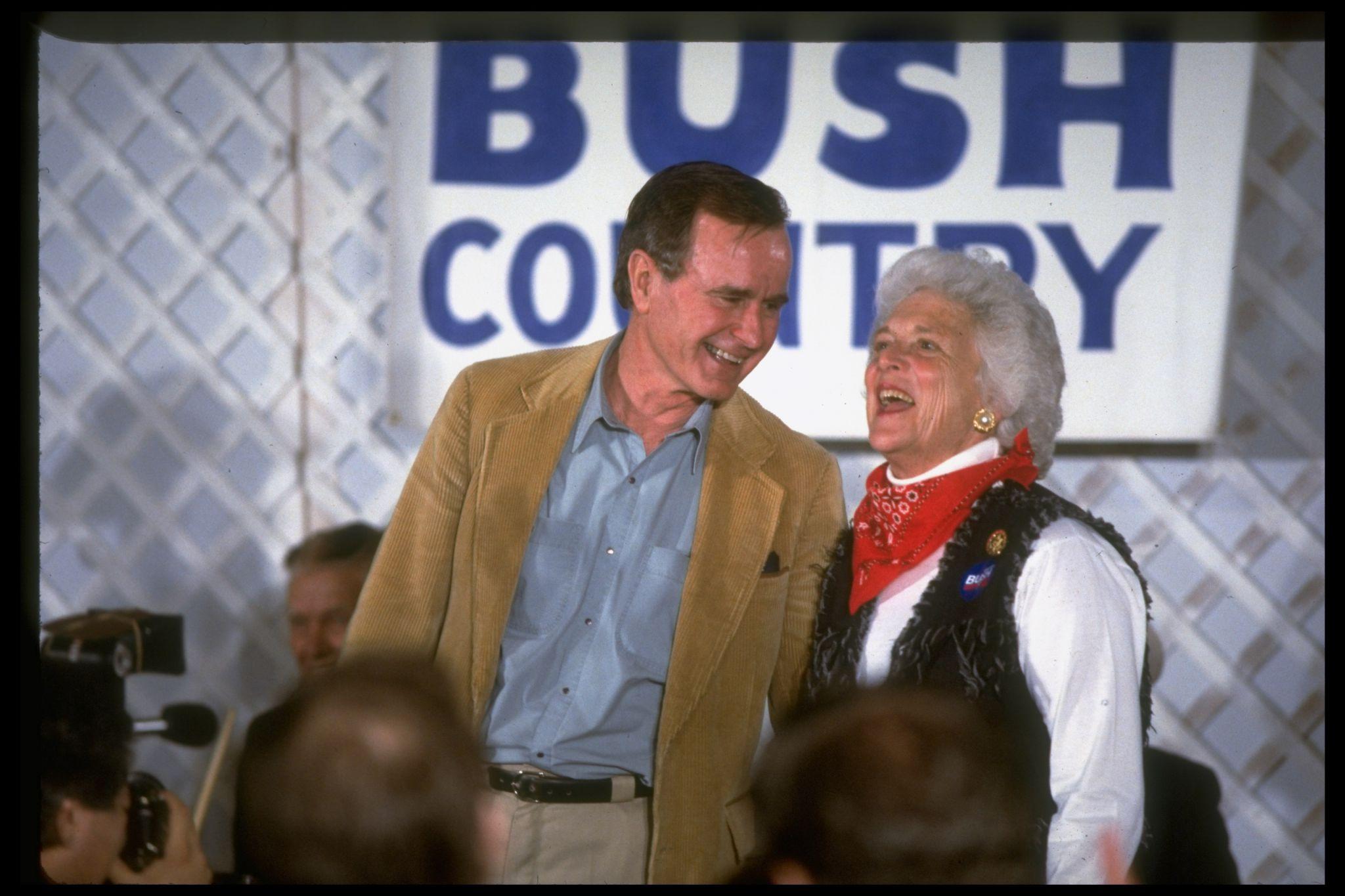 George W Bush Memorabilia