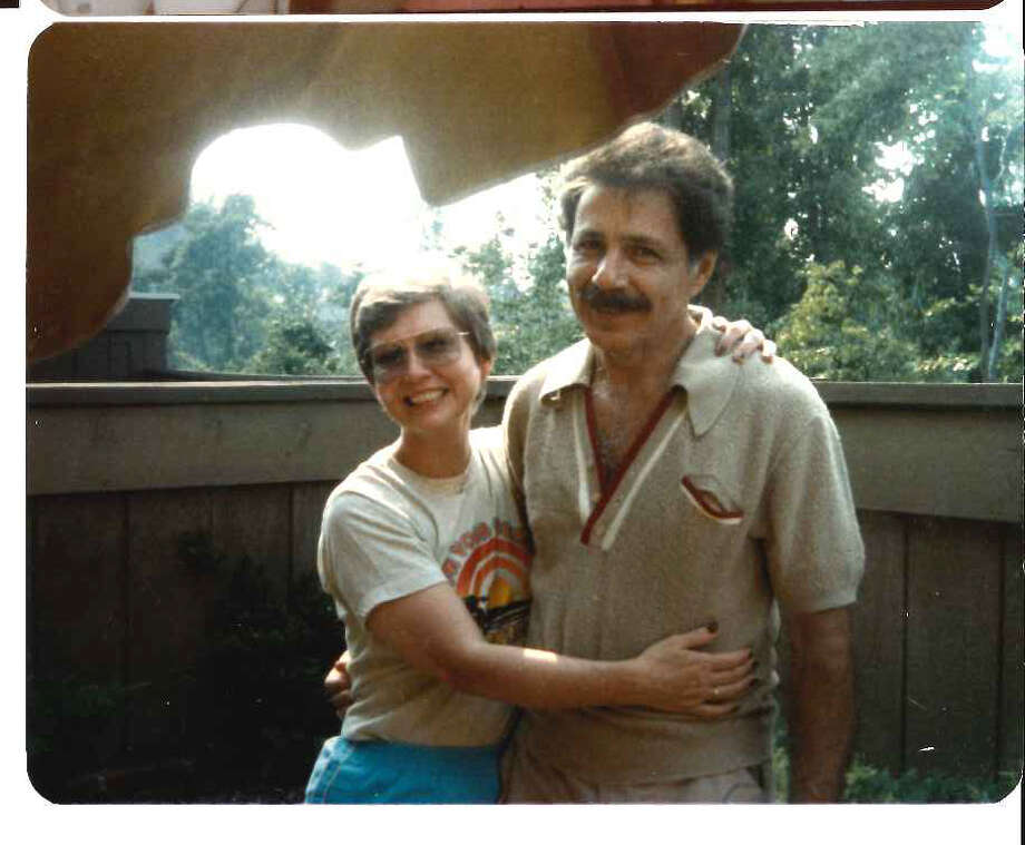 Margaret Yeatman and Artie Cunn are shown in this family photo from the early 1980's when he was dating Yeatman. Yeatman was shot and killed, the case never solved. Photo: Family Photo / Family photo