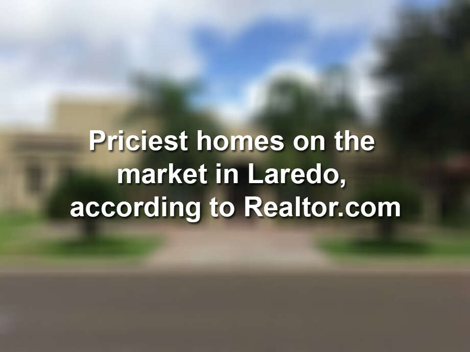 Keep scrolling to see some of the most expensive homes for sale in Laredo right now. Photo: Mercurio Martinez