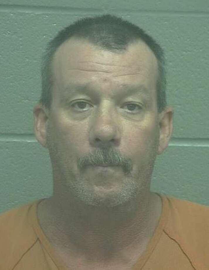 Clark Arnold Beckett Sr., 47, was charged with intoxication manslaughter after a Sunday evening wreck that resulted in the death of his passenger, according to a press release from the Odessa Police Department. Photo: Odessa Police Department
