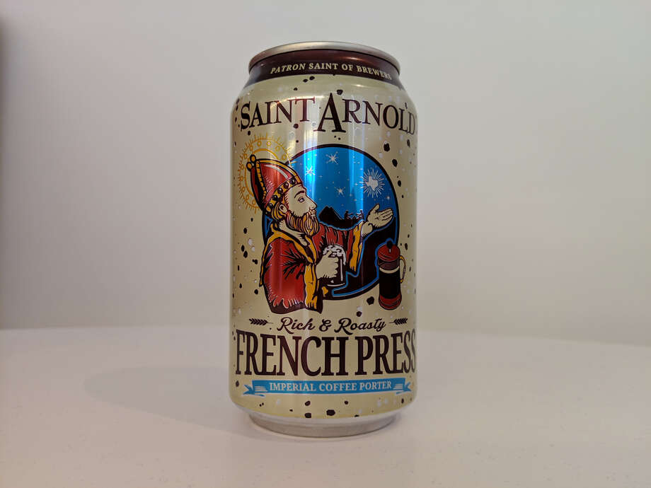 St. Arnold's Brewery released a new imperial coffee porter on Monday, Dec. 3, 2018. Photo: Maggie Gordon/Houston Chronicle