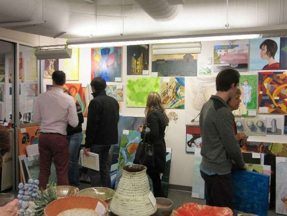 The annual Glassell Studio School Student Art Sale will be held Friday, Dec. 7 and Saturday, Dec. 8. Photo: Glassell Studio School